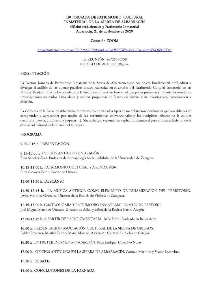 10ª JORNADA DE PATRIMONIO CULTURAL INMATERIAL_Página_2
