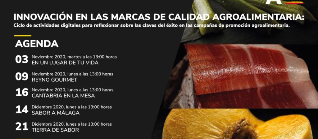 Webinar Aragón Alimentos Nobles