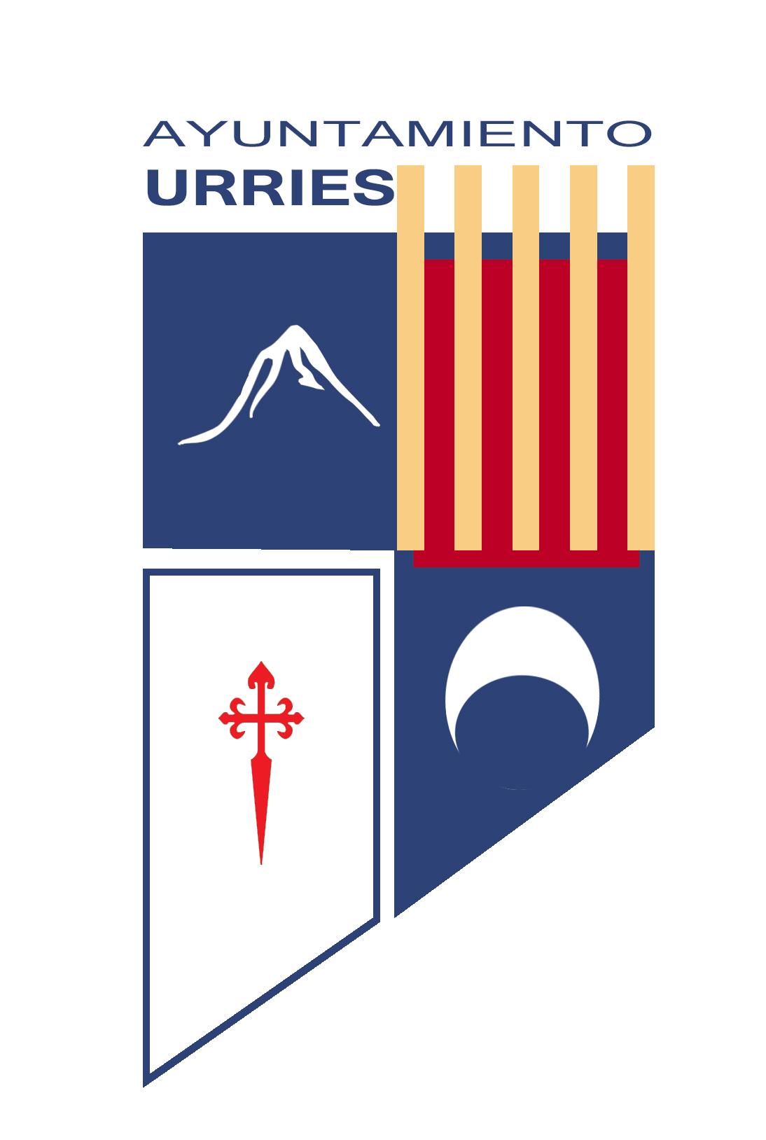 Escudo Ayto Urriés