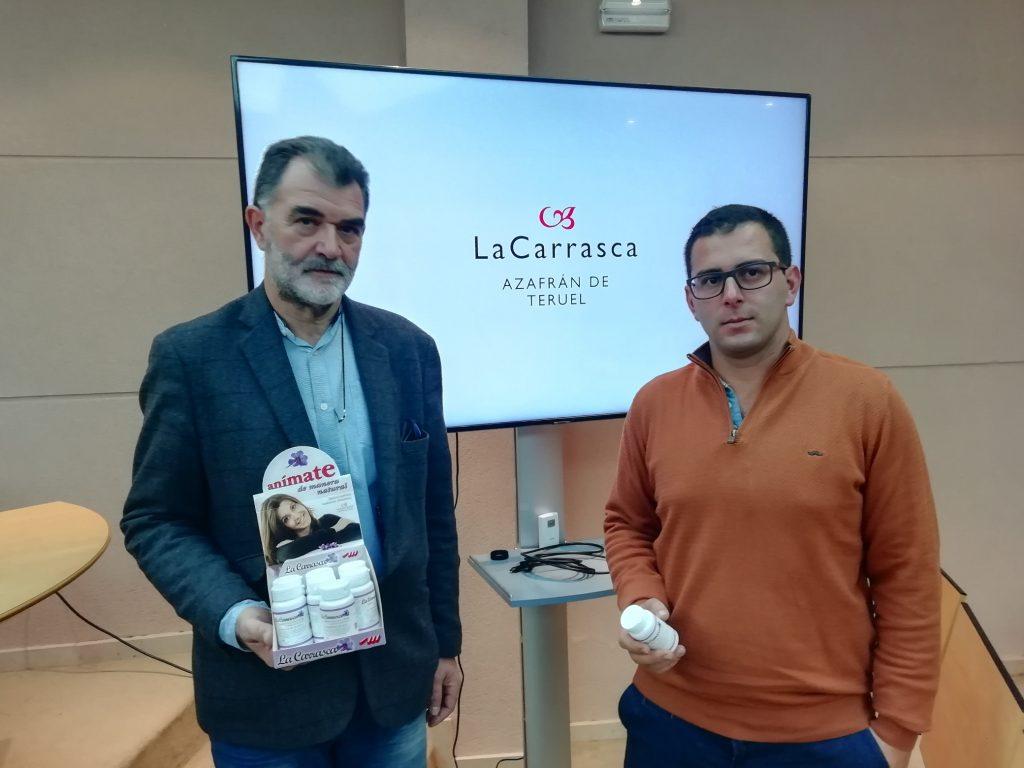 20-11 Presentacion azafrán La Carrasca