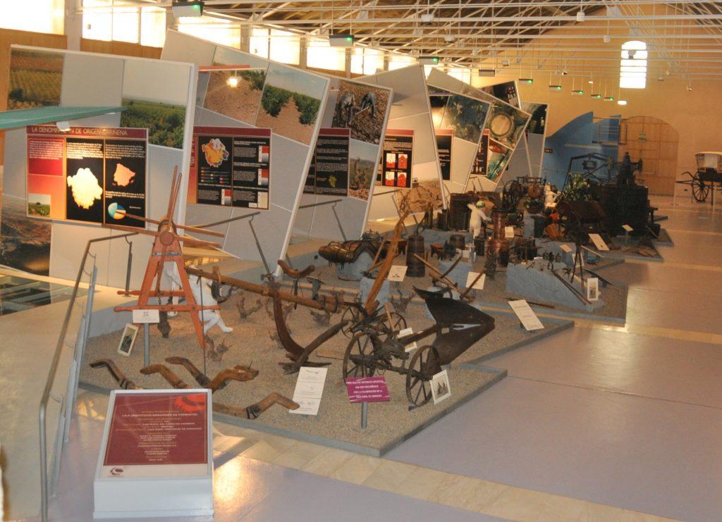 DPZ Museo vino Cariñena 1 ELLOS