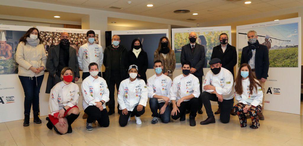 Calendario Solidario- Cocineros de Aragón