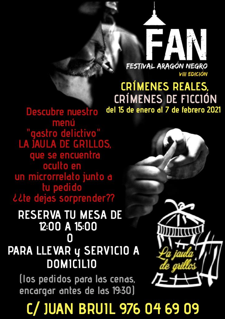 Jaula de Grillos-  FAN 2021