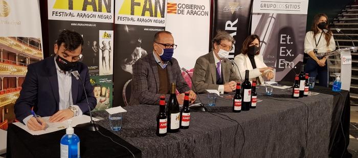 VIII Festival Aragón Negro