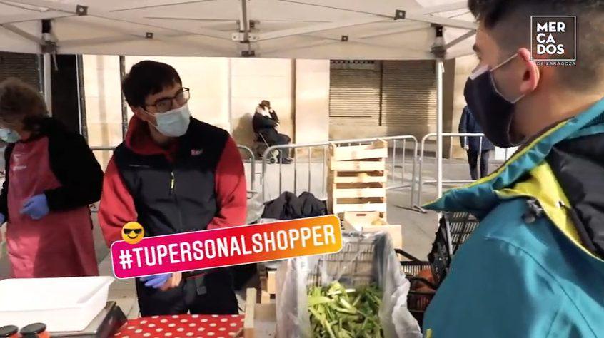 Comprando con Jorge - Tu personal Shopper - Mercados de Zaragoza