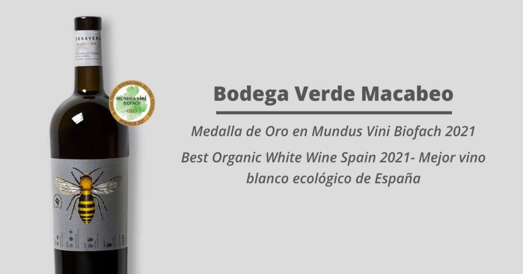 Bodega Verde Macabeo - Bodegas San Valero