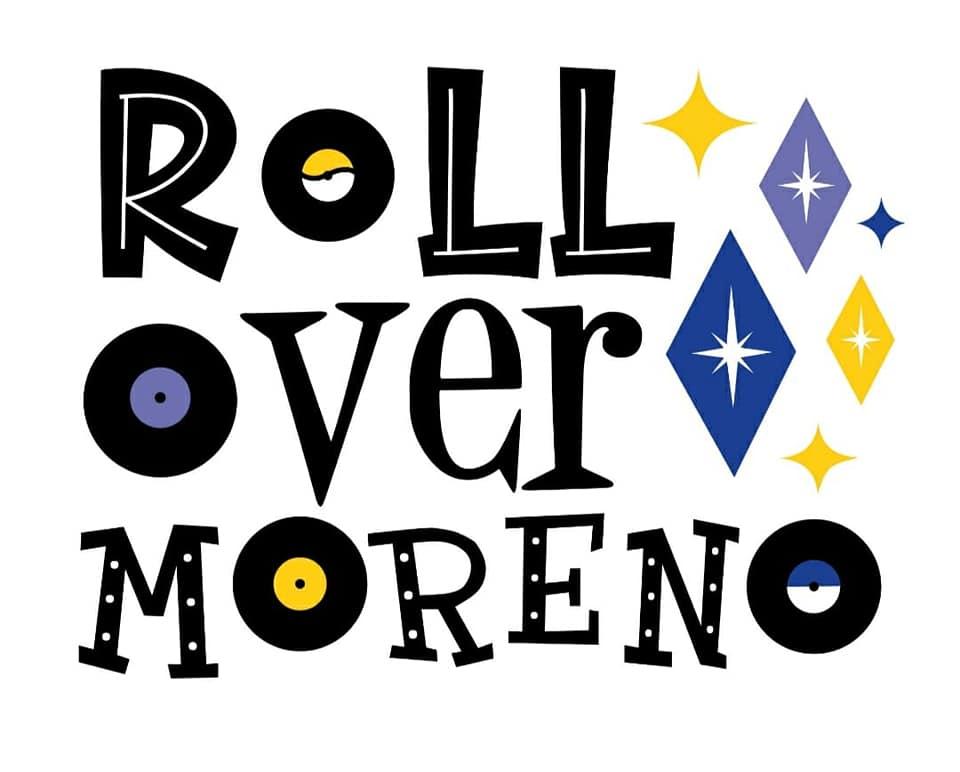 DJ Roll Over Moreno