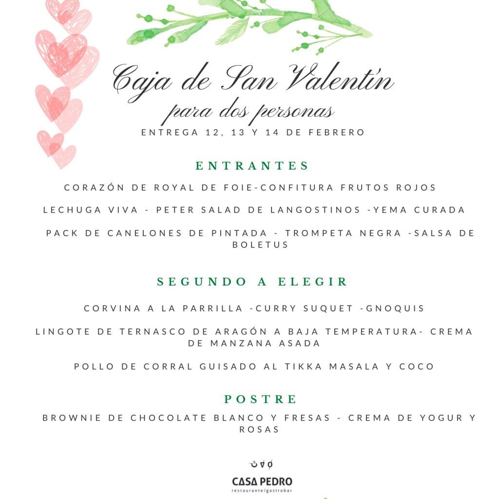 Casa Pedro - San Valentín