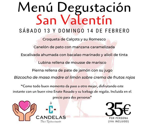 San Valentín - EL Candelas