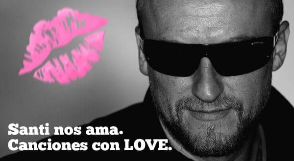 Santi Rex - Música con love en La Malteadora