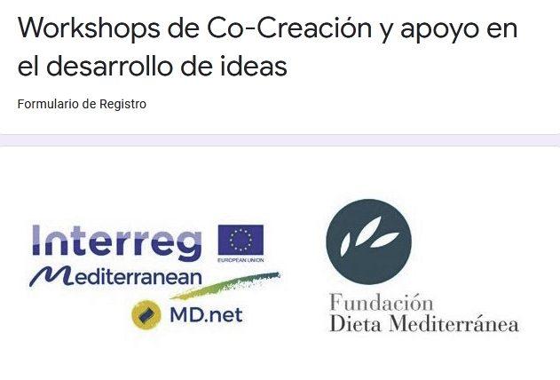 Workshops - Fundación Dieta Mediterránea