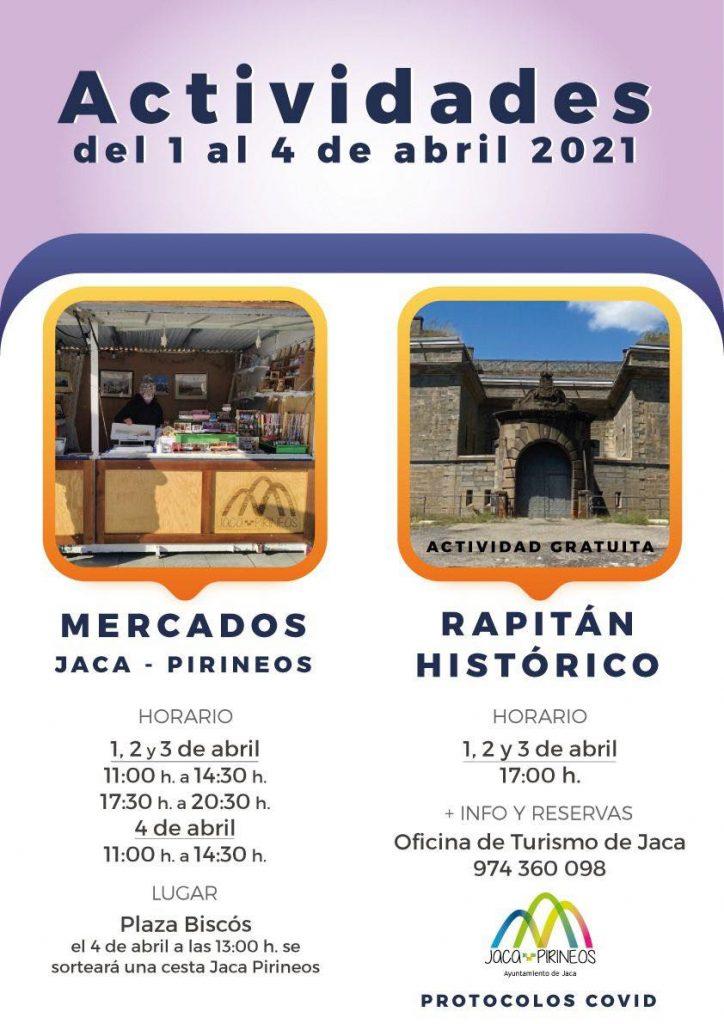 Mercado Jaca Pirineos