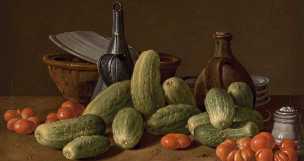 Alimentos en cuadro - GastroActitud