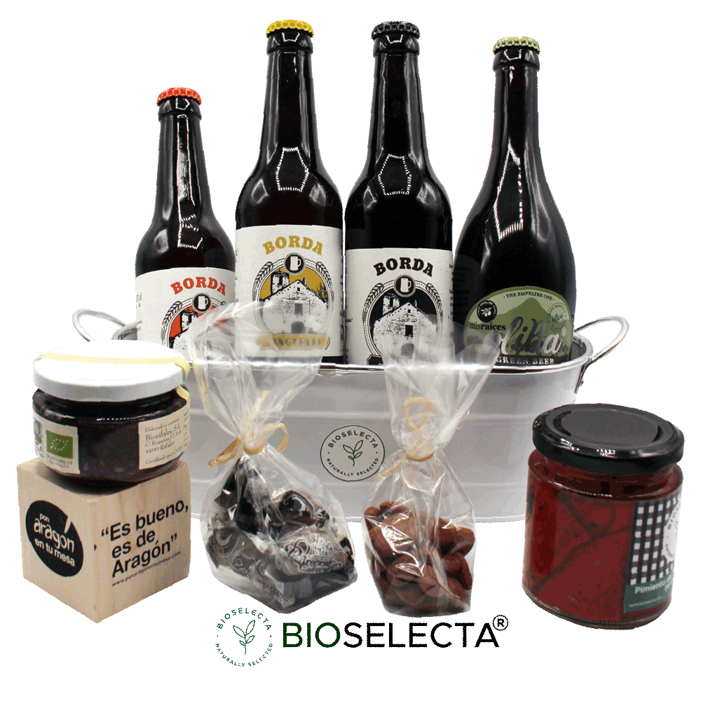 Cata de cervezas artesanas y productos ecológicos - La Natural