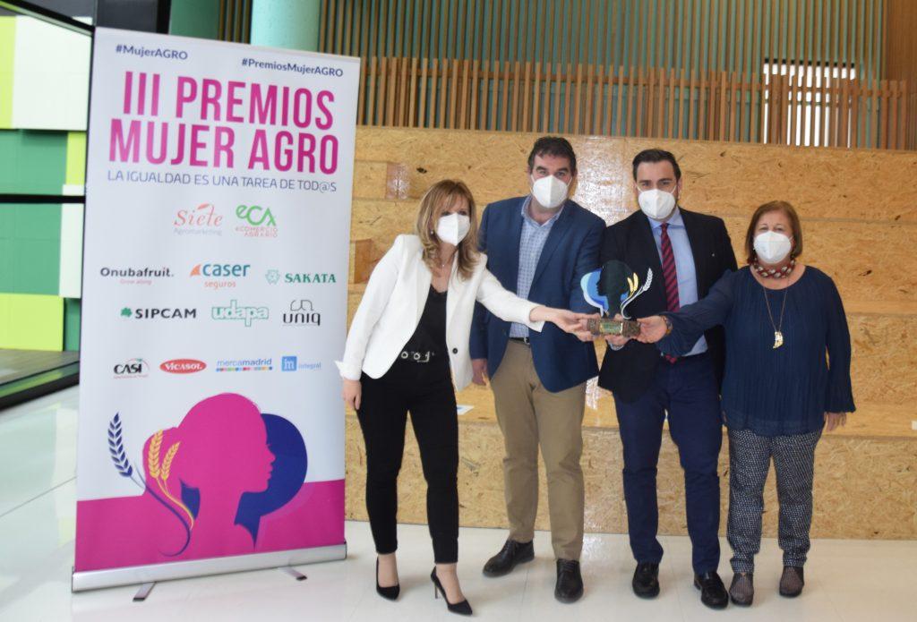 Entrega Premio Mujer Agro Antonio Aparicio