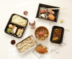 Espacio Tōhō  comida GOC