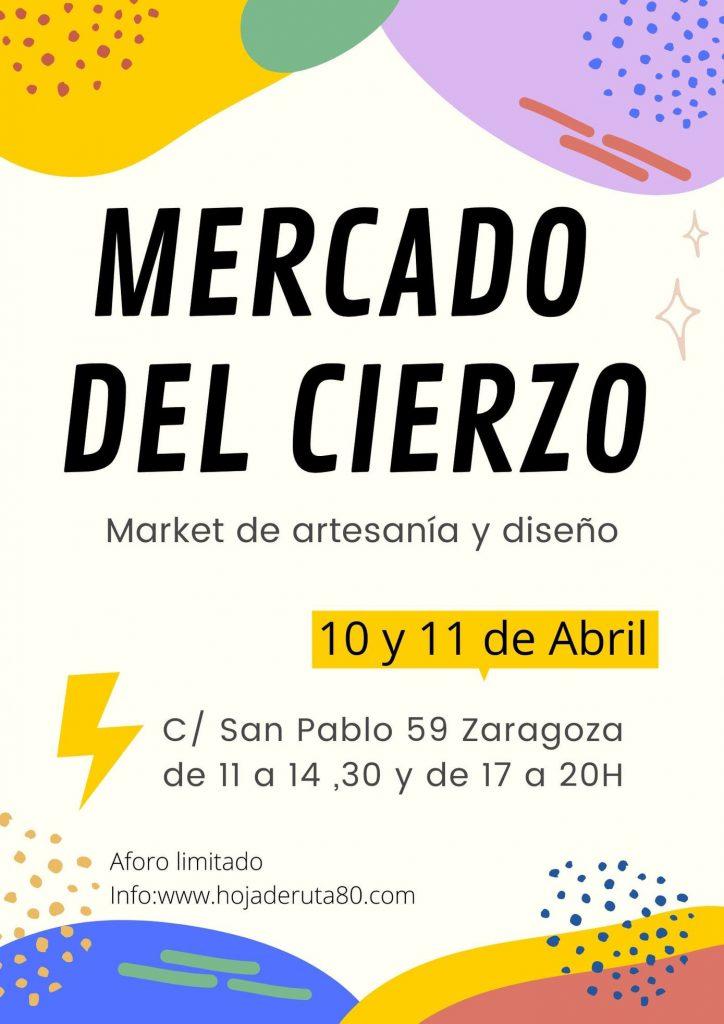 Mercado del cierzo cartel