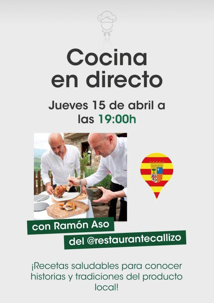 Cocina en directo - Callizo y Eroski
