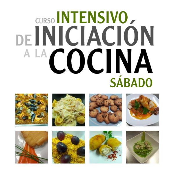 Curso de iniciación a la cocina