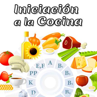 Curso de iniciación a la cocina - Azafrán