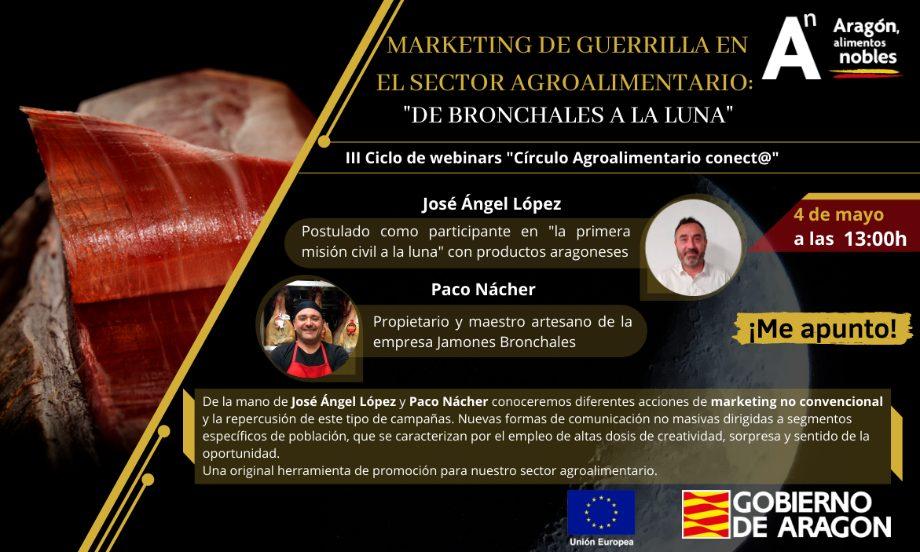 Webinar Aragón Alimentos