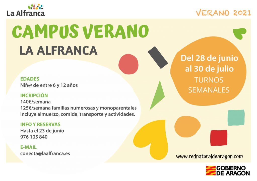 Campus de Verano La Alfranca