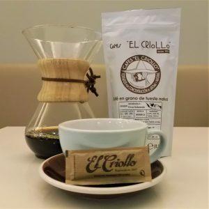 CRIOLLO Café del mes junio 21