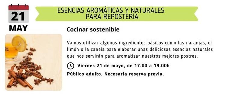 Cocinar sostenible