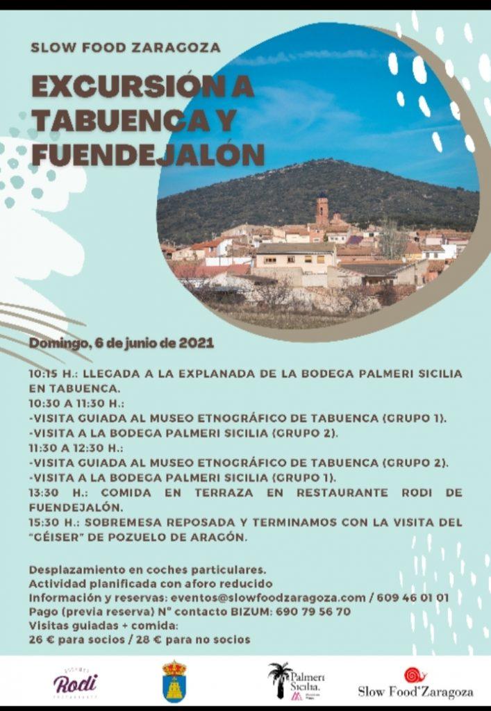 Excursión a Tabuenca y Fuendejalón