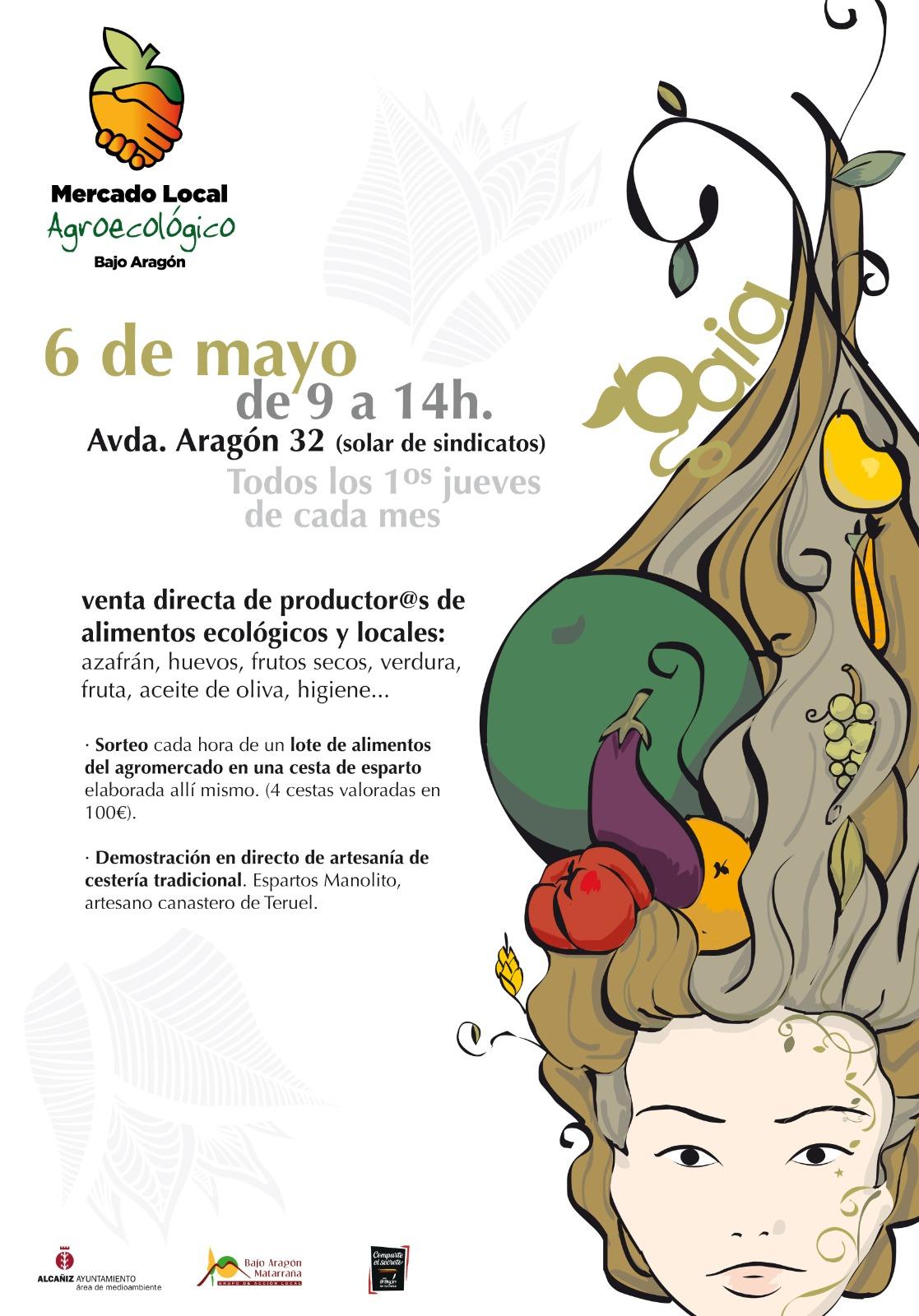 Mercado Agroecológico Bajo Aragón