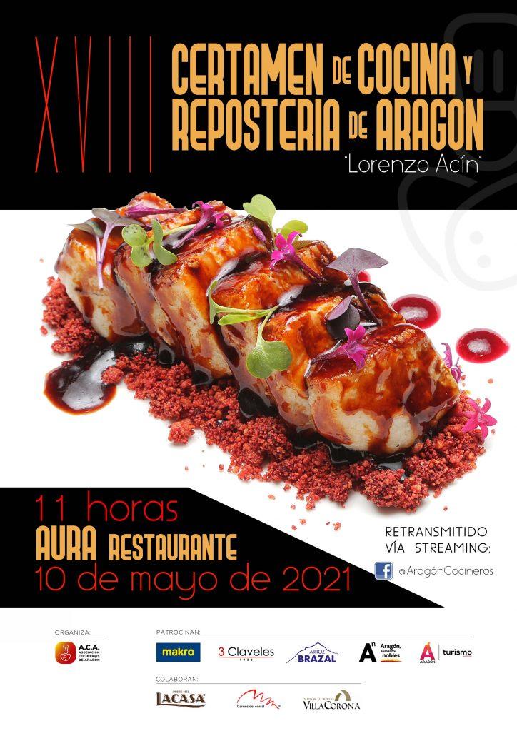 XVIII Certamen de Cocina y Repostería de Aragón_www(1)