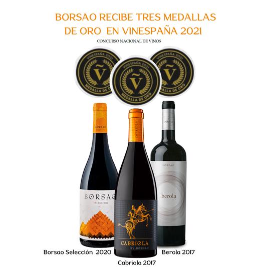 Premios Bodegas Borsao