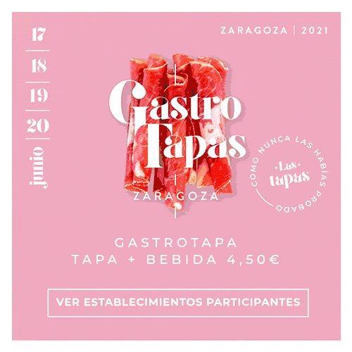 GastroTapas, del 17 al 20 de junio
