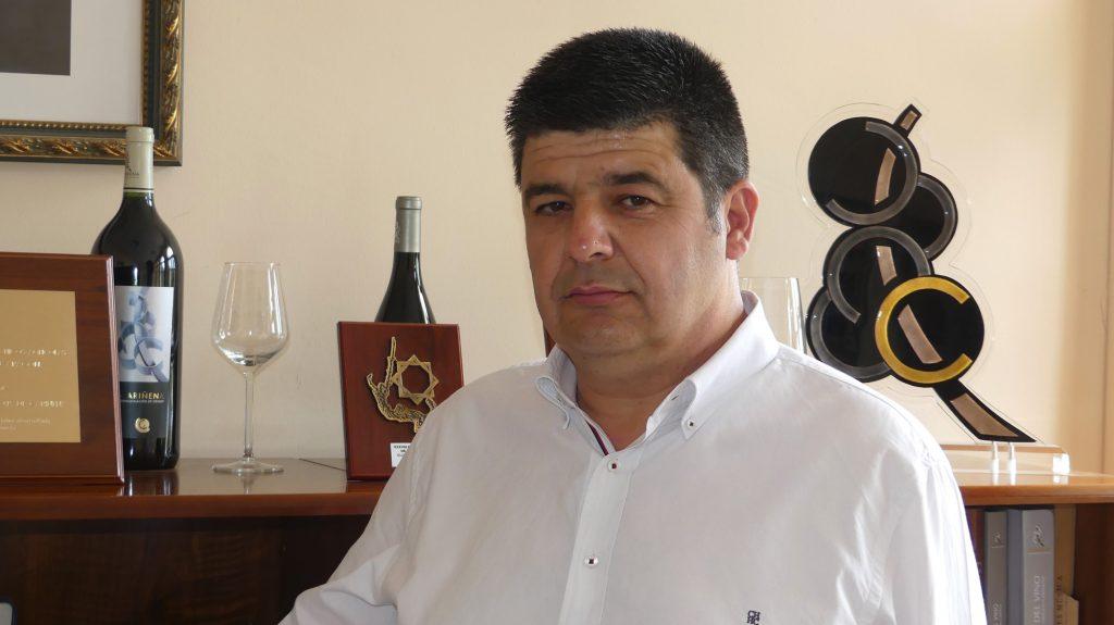Antonio Ubide es el nuevo presidente de la D.O.P. Cariñena (1)
