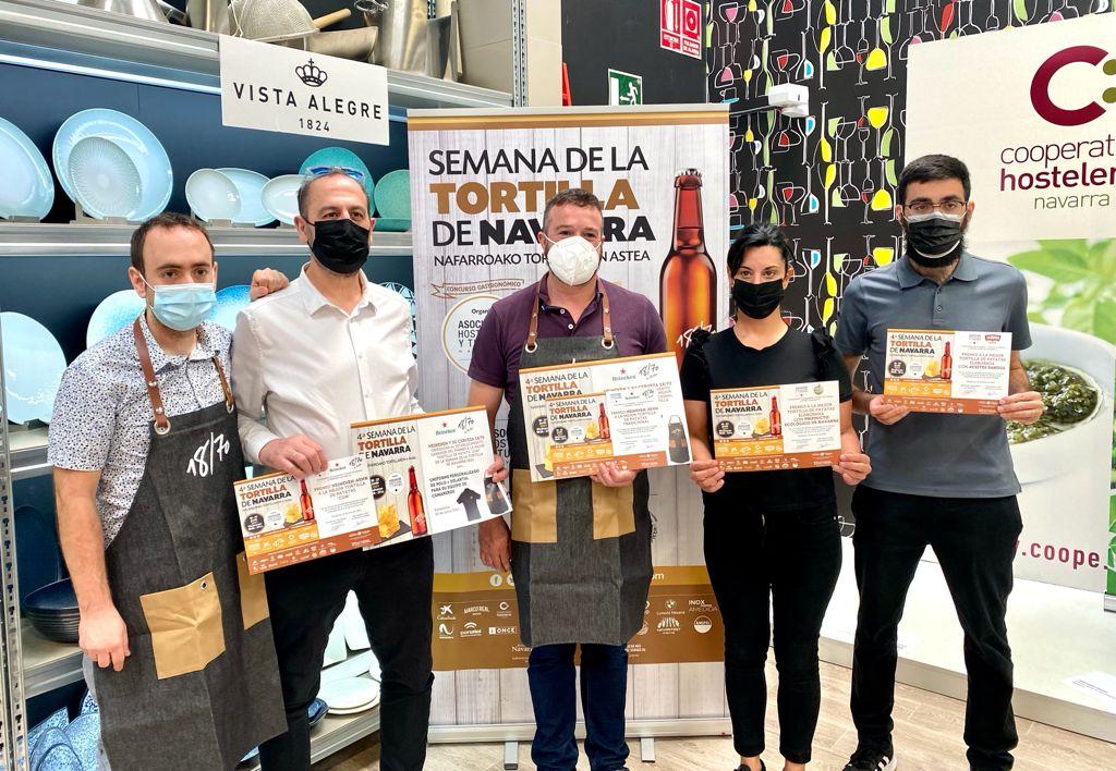Ganadores Semana de la Tortilla de Navarra