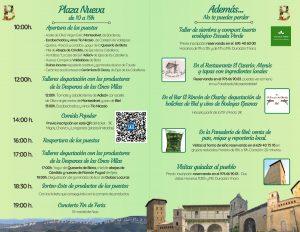 Programa Feria agroalimentaria biel Interior QR para redes