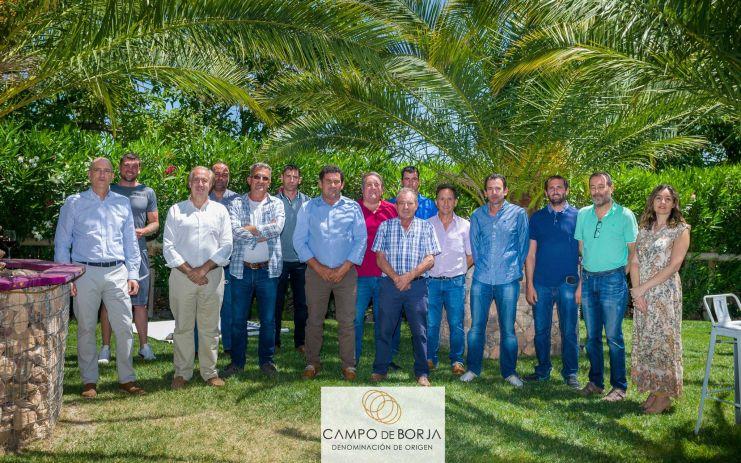 21-07 consejo Campo Borja