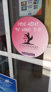 CARTEL CONSUME DO CALATAYUD