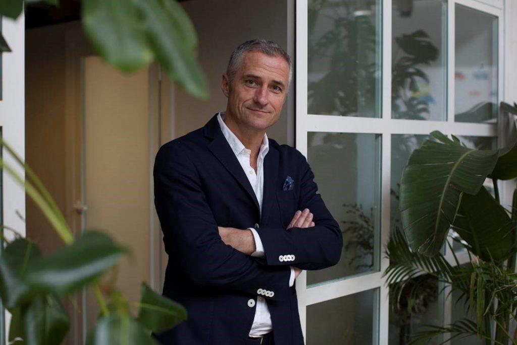 Sergio Elizalde CEO Grupo Agora