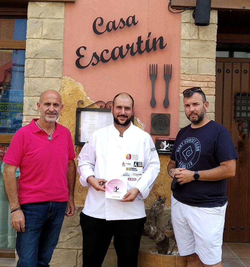 consume DO CASA ESCARTIN