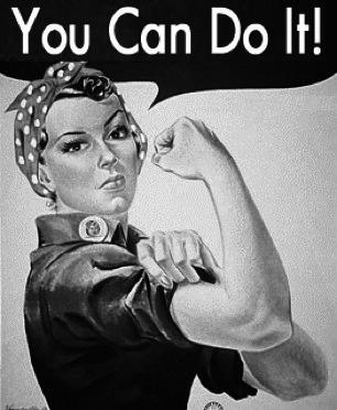 YOU CAN DO IT! Concha y Antonia Molina