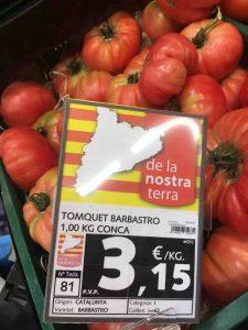 21-08 Tomate barbastro cataluña