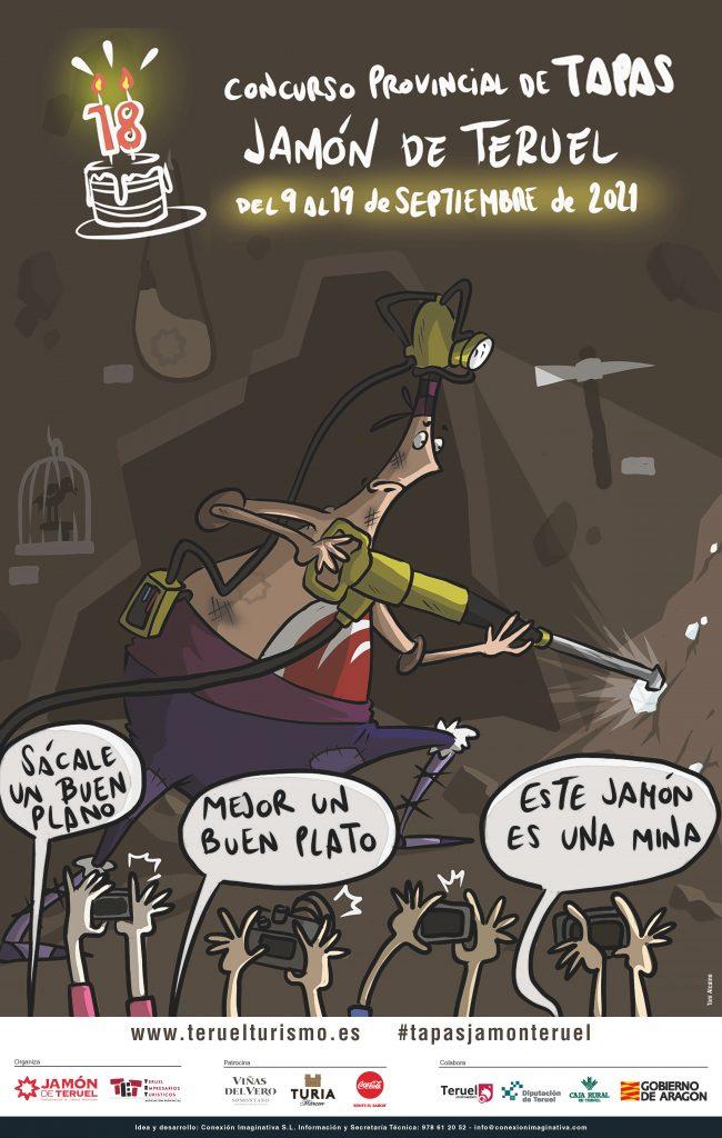 21-09 Tapas Teruel