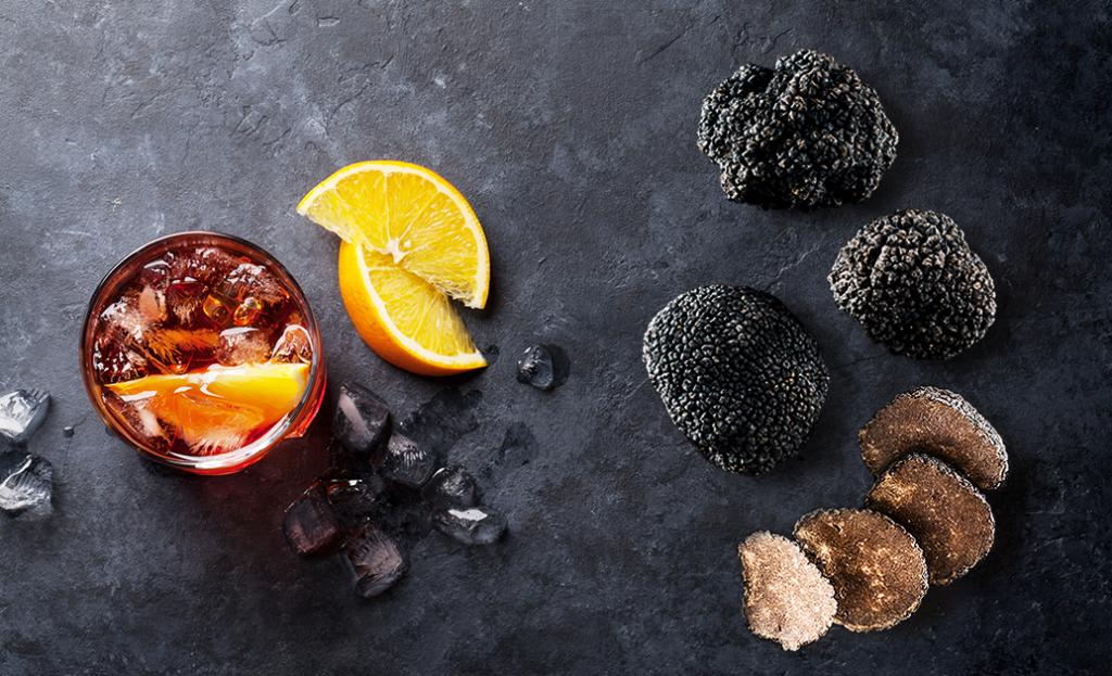 CULT negroni-truffle