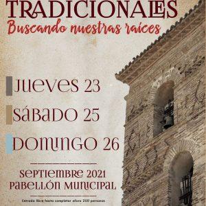 Jornadas tradicionales - Castejón de Valdejasa
