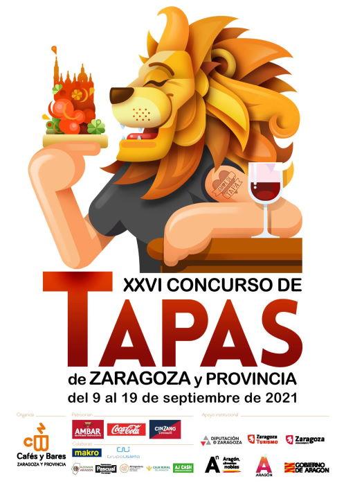 CONCURSO DE TAPAS ZARAGOZA