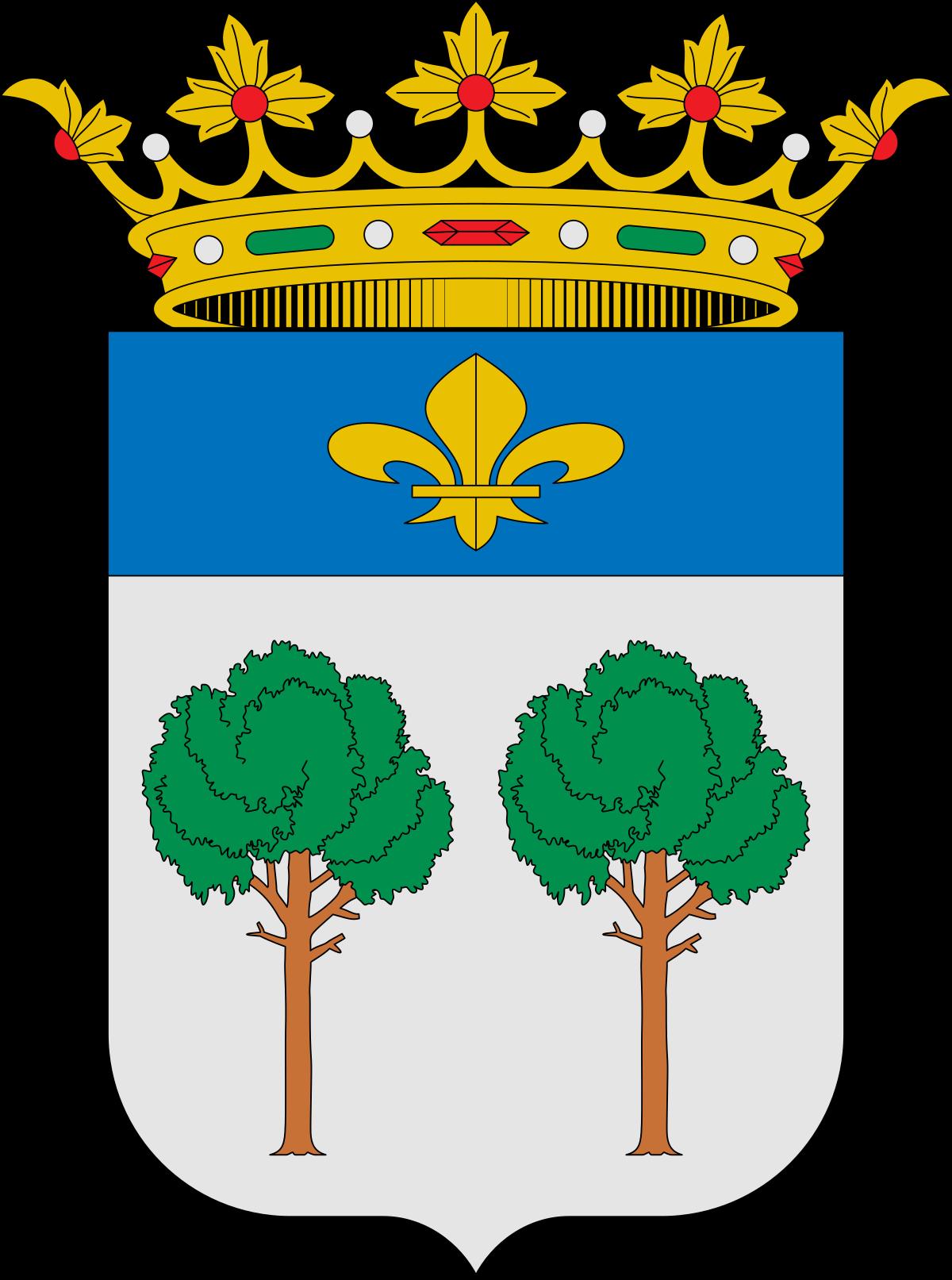 Escudo Monreal del Campo