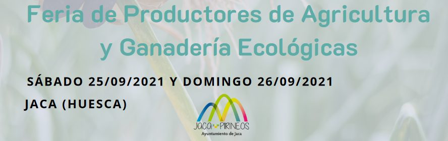 Feria de Productores de Agricultura Ecológica de Montaña