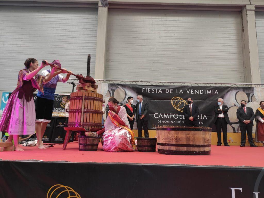 Fiesta de la Vendimia - Campo de Borja