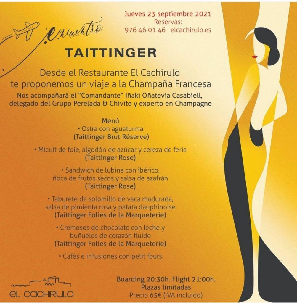 Encuentro Taittinger: viaje a la champaña francesa